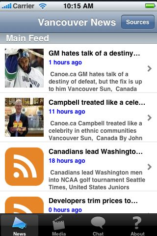 iNewsPro - Columbus OH screenshot #2