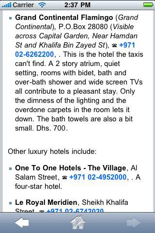 ProGuides - Abu Dhabi screenshot #2
