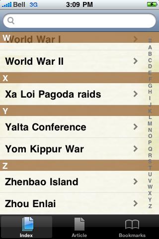 Vietnam War Study Guide screenshot #2