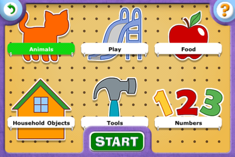 Handy Manny Flicker's Flashcard Fiesta screenshot #3