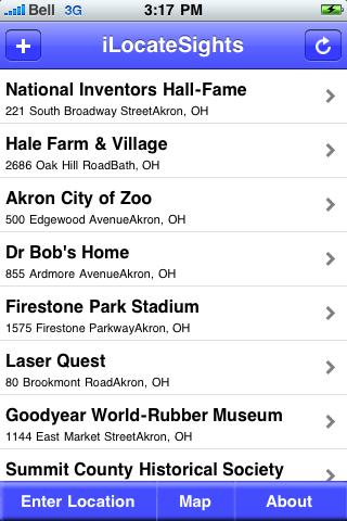 Akron, Ohio Sights screenshot #3