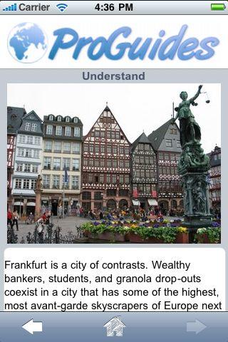 ProGuides - Frankfurt screenshot #3