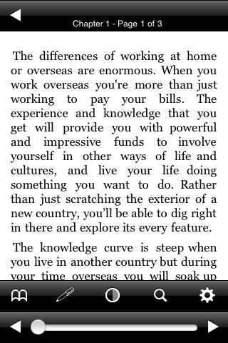 A Dieting Handbook screenshot #2
