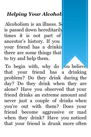 Helping Your Alcoholic Friend screenshot #4