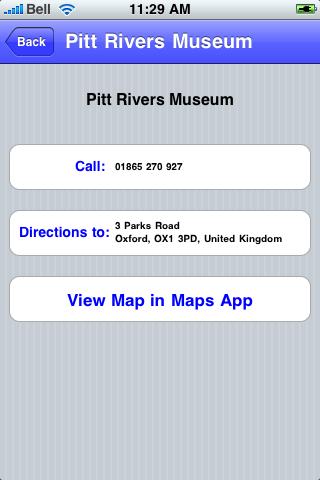 Oxford, United Kingdom Sights screenshot #3