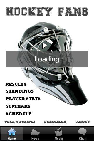 Hockey Fans - Columbus screenshot #1