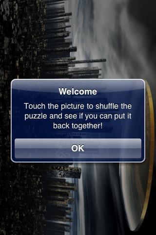 Alien Invasion Slide Puzzle screenshot #2