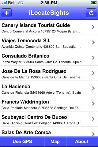 Canary Islands Sights screenshot #2