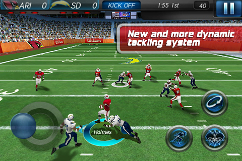 NFL 2011 FREE screenshot 2
