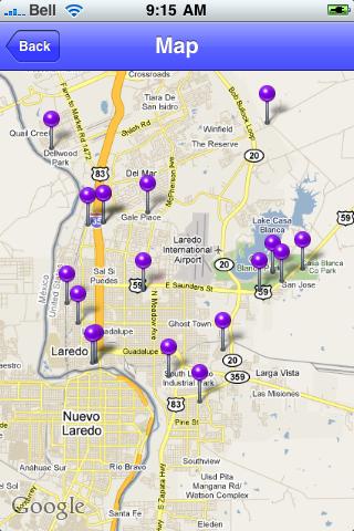 Laredo, Texas Sights screenshot #1