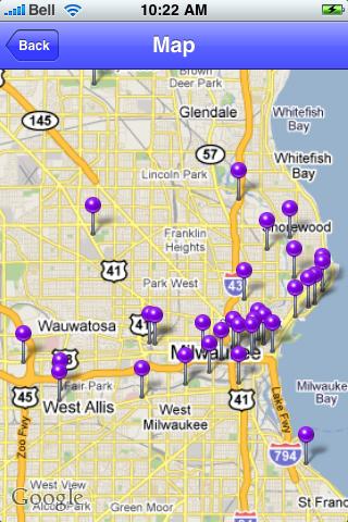 Milwaukee, Wisconsin Sights screenshot #1