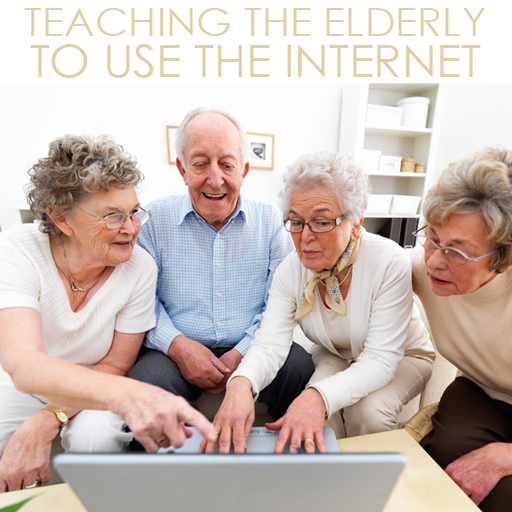 Teaching the Elderly to Use the Internet