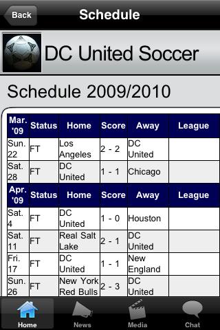 Soccer Fans - DC U screenshot #4