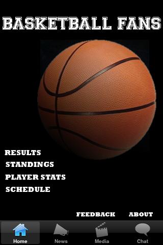 North Carolina-Asheville College Basketball Fans screenshot #1