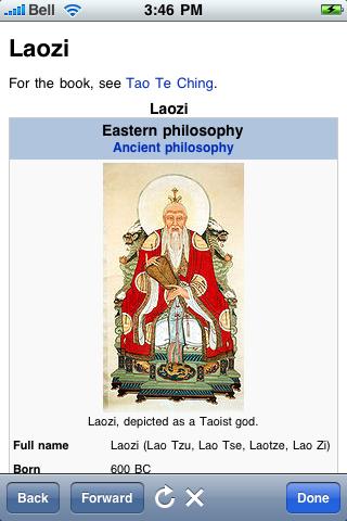 Lao Tzu Quotes screenshot #1