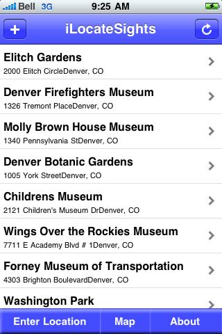 Denver, Colorado Sights screenshot #2