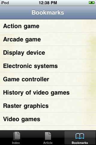 Video Games Study Guide screenshot #3