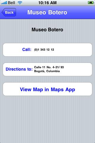 Bogotá, Colombia Sights screenshot #2