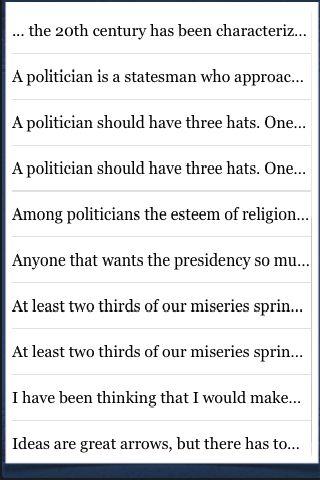 Politics Quotes screenshot #3