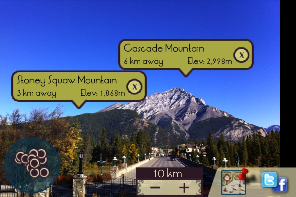 Canadian Mountain Parks Companion: Banff Edition image #1