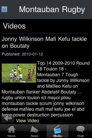 Rugby Fans - Montauban screenshot #3