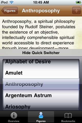 Magical Terms Pocket Book screenshot #4