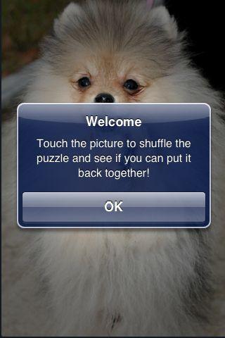 SlidePuzzle - Spitz screenshot #2