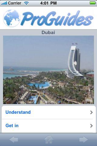 ProGuides - Dubai screenshot #1