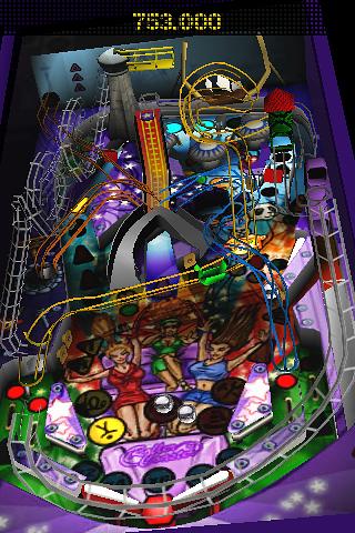 ZEN Pinball Rollercoaster screenshot #5