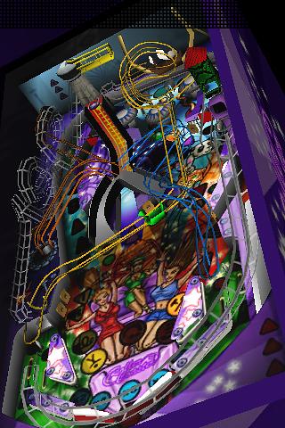 ZEN Pinball Rollercoaster screenshot #4