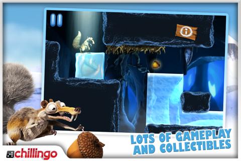 Ice Age: Dawn Of The Dinosaurs Lite screenshot 2