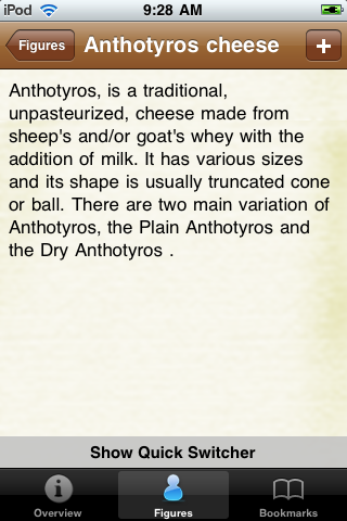 Cheese Guide Pocket Book screenshot #3