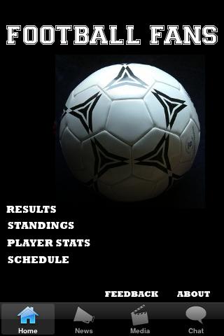 Football Fans - Lincoln City screenshot #1