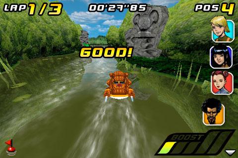 Powerboat Challenge™ 3D screenshot 1