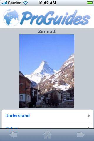 ProGuides - Zermatt screenshot #1