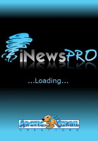 iNewsPro - Hattiesburg MS screenshot #1
