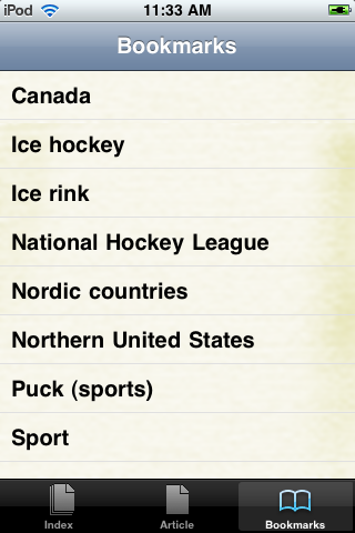 History of Ice Hockey Study Guide screenshot #3