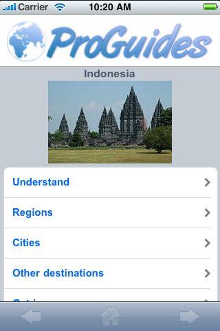 ProGuides - Indonesia screenshot #1