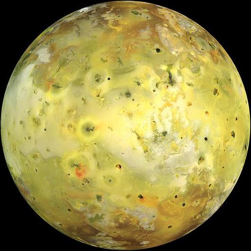 Io - Jupiter's Moon