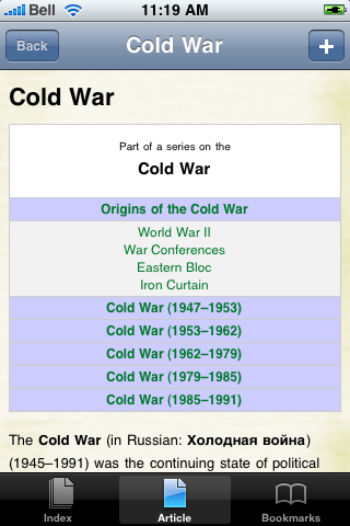 Cold War Study Guide image #1
