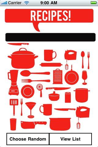 Basic Recipes screenshot #1