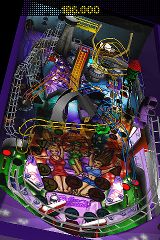 ZEN Pinball Rollercoaster screenshot #3