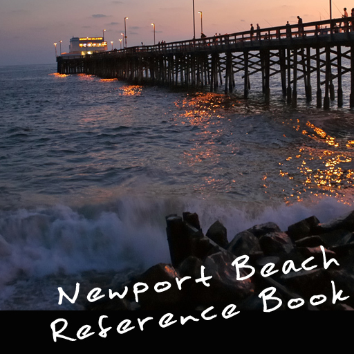 Newport Beach Reference Book