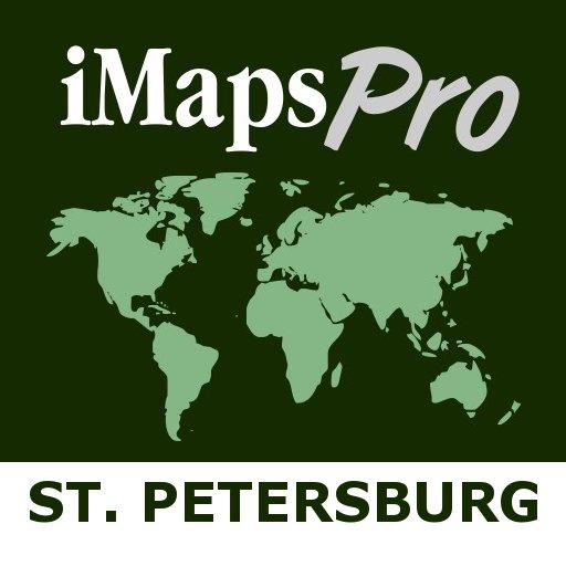 iMapsPro - St. Petersburg