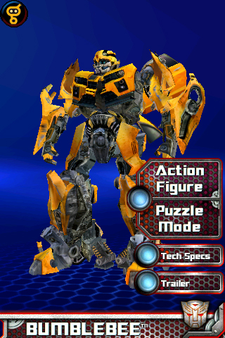 TRANSFORMERS™ CyberToy Free screenshot 2