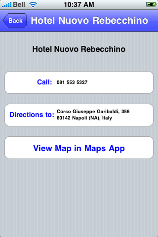 Naples, Italy Sights screenshot #2