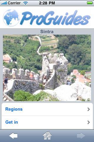 ProGuides - Portugal screenshot #1