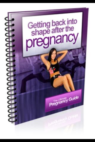 Getting Back Into Shape After Pregnancy screenshot #1
