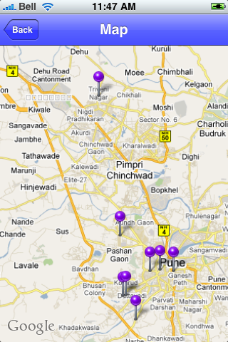 Pune, India Sights screenshot #1