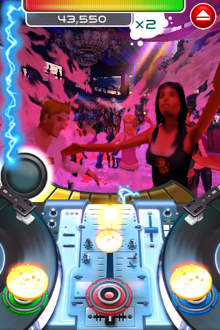 DJ Mix Tour Free screenshot #3